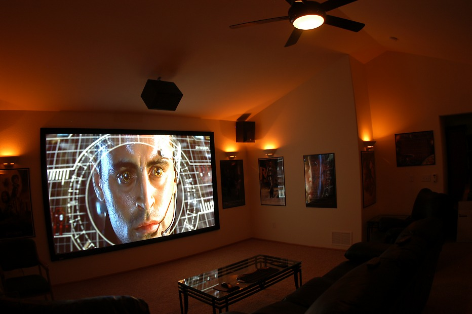 Looking for projector / screen for very bright room - AVS Forum ...